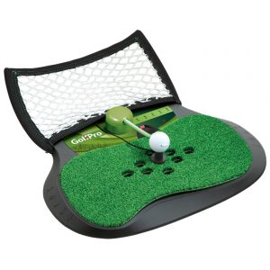 Electric Spin Golf Launchpad Golf Simulator