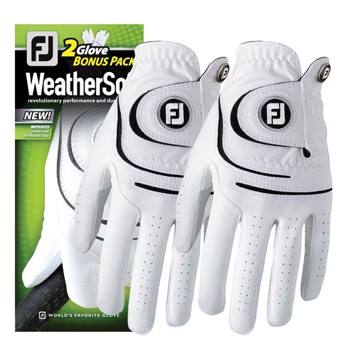 FootJoy Men's WeatherSof Best Golf Glove For Sweaty Hands