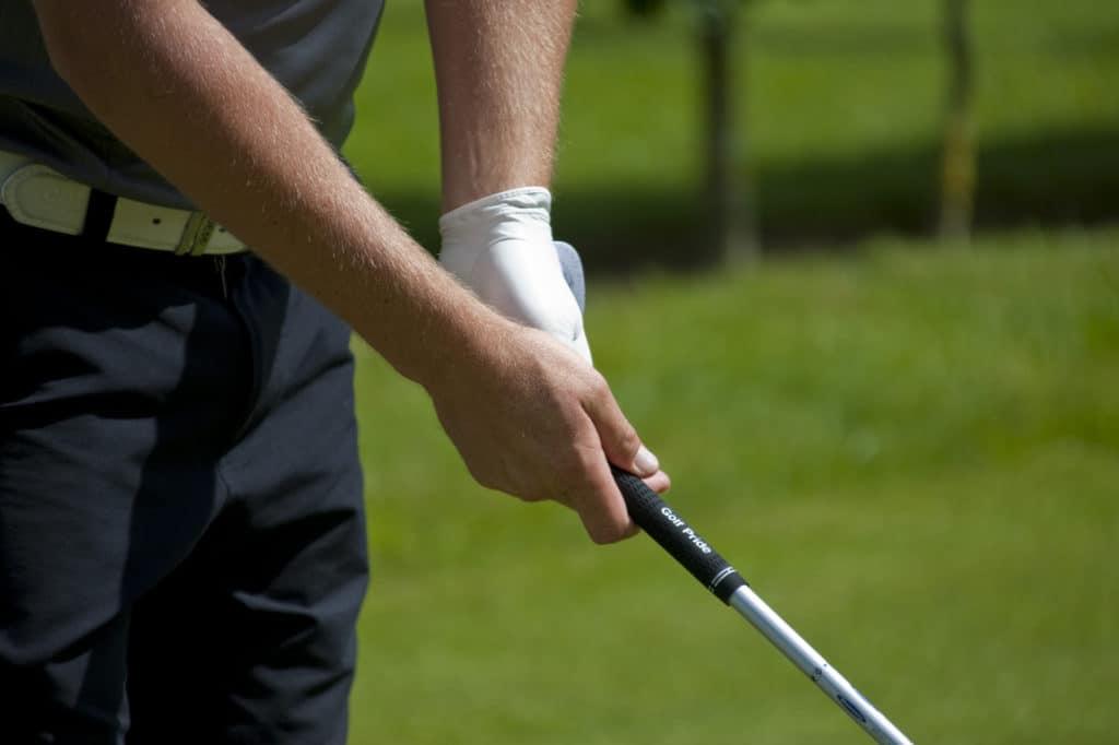 Best Golf Grips for Sweaty Hands