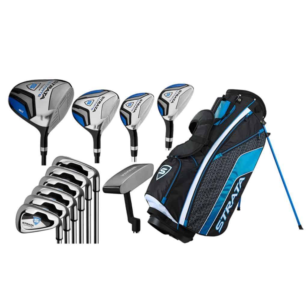 Callaway Men's Strata Ultimate Complete Golf Set