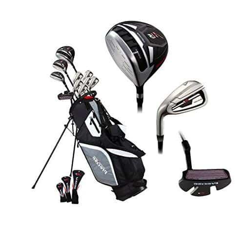 PreciseGolf Co. Men's Complete Golf Club Set