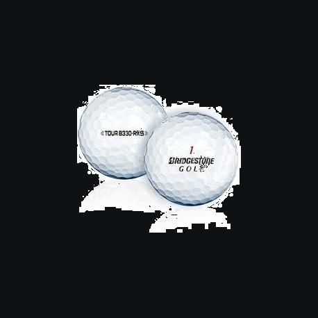The Bridgestone Tour B330 RXS Golf Ball