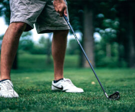 Benefits of playing golf for the body and mind of seniors