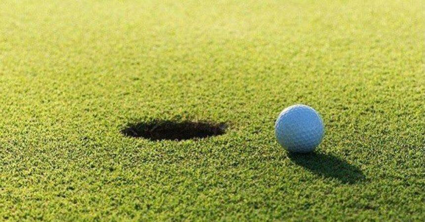 Holes of Golf